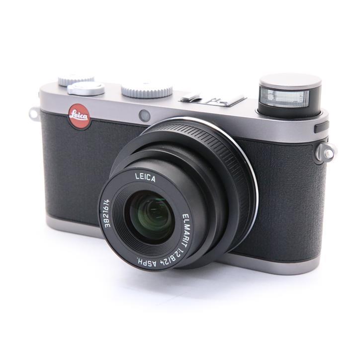 【あす楽】 【中古】 《良品》 Leica X1 スチールグレイ 【ライカカメラジャパンにてセンサークリーニング/各部点検済】 [ デジタルカメラ ]