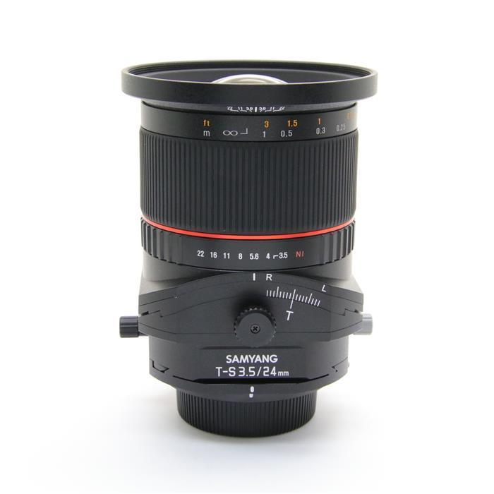 【あす楽】 【中古】 《美品》 SAMYANG T-S 24mm F3.5 ED AS UMC Lens (ニコン用) [ Lens | 交換レンズ ]