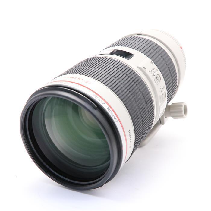 【あす楽】 【中古】 《美品》 Canon EF70-200mm F2.8L IS II USM [ Lens | 交換レンズ ]