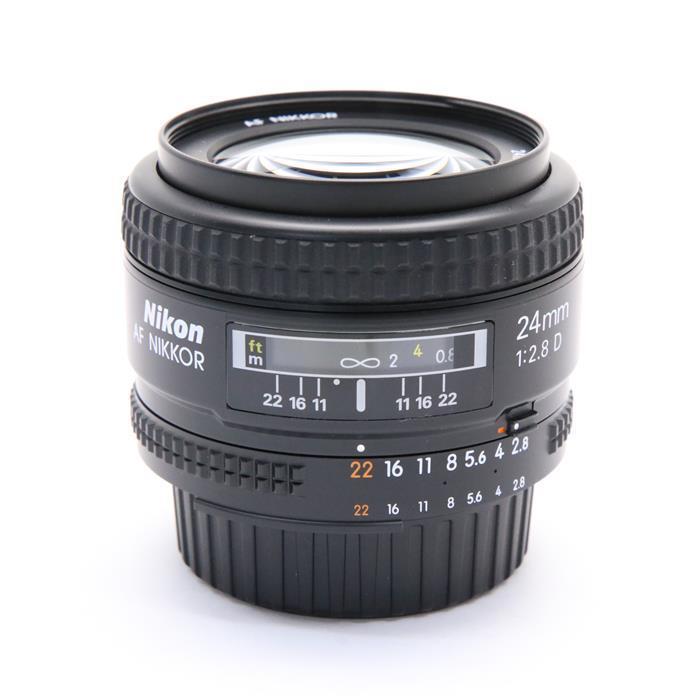 【あす楽】 【中古】 《美品》 Nikon Ai AF Nikkor 24mm F2.8D [ Lens   交換レンズ ]
