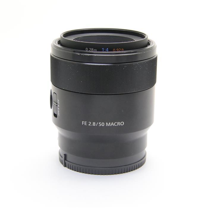 【あす楽】 【中古】 《並品》 SONY FE 50mm F2.8 Macro SEL50M28 [ Lens | 交換レンズ ]