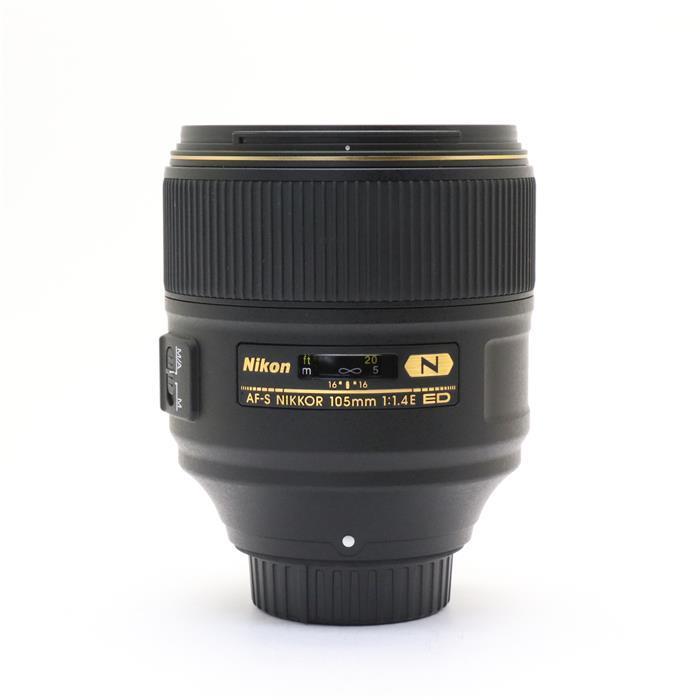 【あす楽】 【中古】 《美品》 Nikon AF-S NIKKOR 105mm F1.4E ED [ Lens | 交換レンズ ]