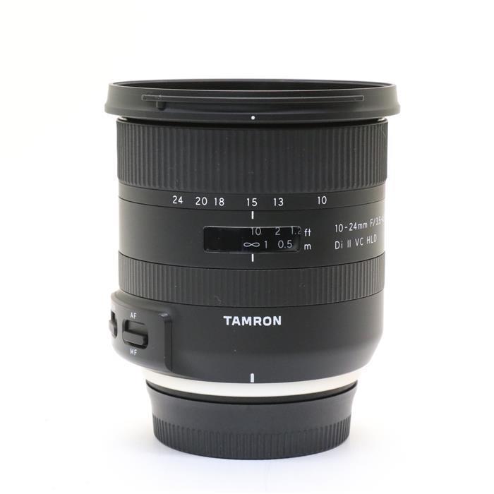 【あす楽】 【中古】 《美品》 TAMRON 10-24mm F3.5-4.5 DiII VC HLD B023N(ニコン用) [ Lens | 交換レンズ ]
