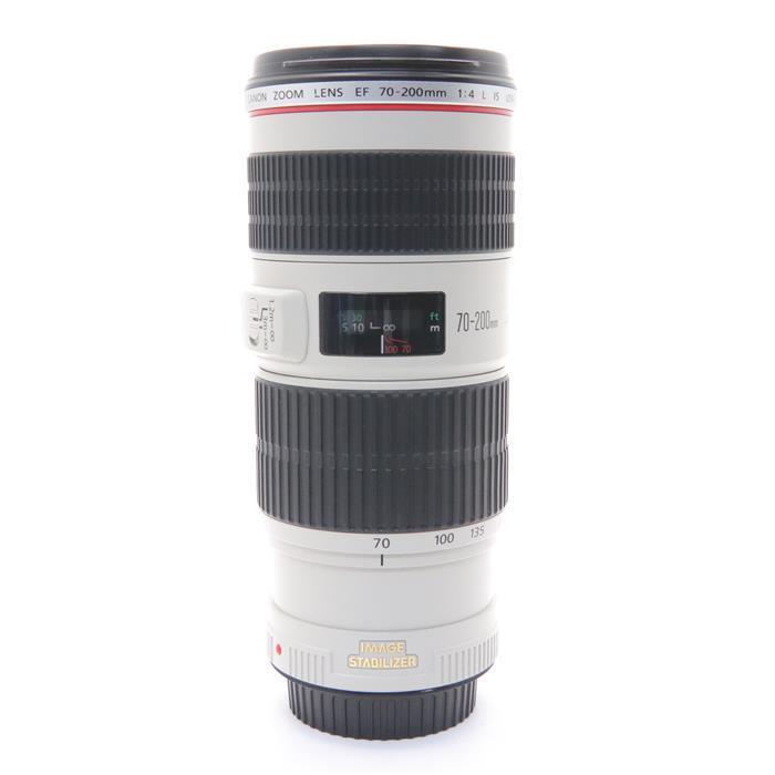 【あす楽】 【中古】 《美品》 Canon EF70-200mm F4L IS USM [ Lens | 交換レンズ ]