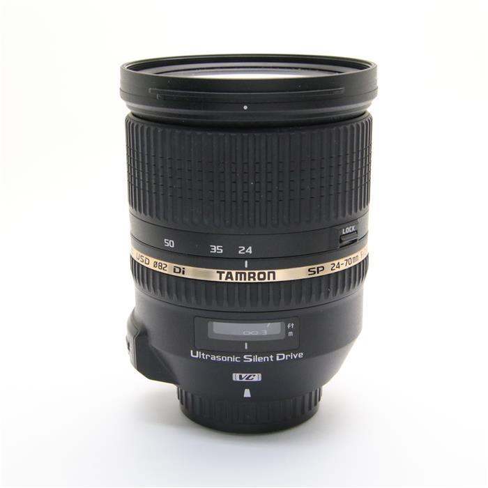 【あす楽】 【中古】 《良品》 TAMRON SP 24-70mm F2.8 Di VC USD/Model A007N(ニコン用) [ Lens | 交換レンズ ]