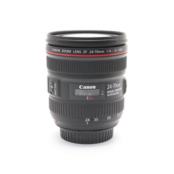 【あす楽】 【中古】 《良品》 Canon EF24-70mm F4L IS USM [ Lens   交換レンズ ]