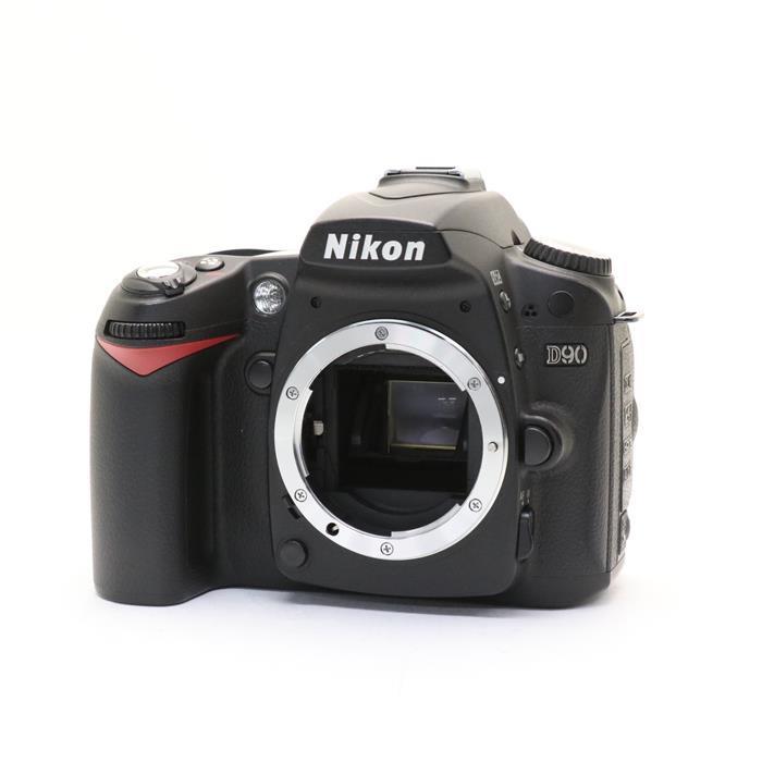 【あす楽】 【中古】 《並品》 Nikon D90 ボディ [ デジタルカメラ ]