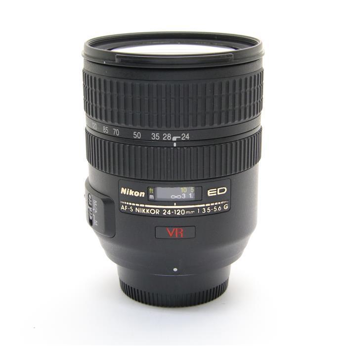 【あす楽】 【中古】 《良品》 Nikon AF-S VR ED 24-120mm F3.5-5.6 G [ Lens | 交換レンズ ]