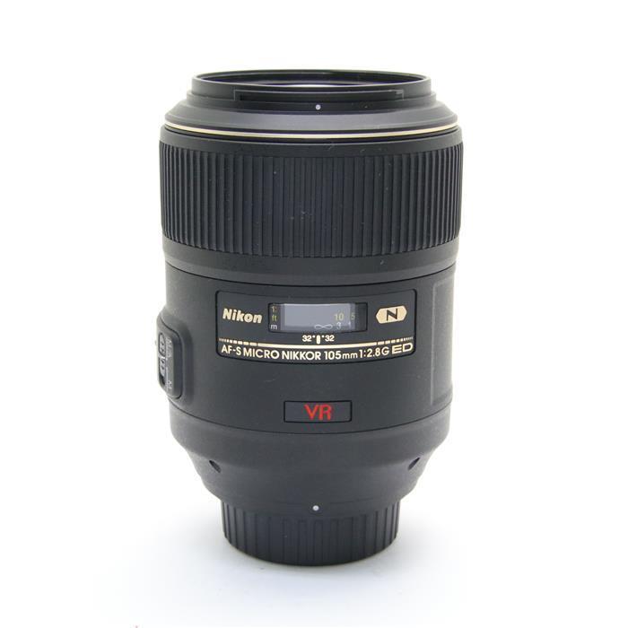 【あす楽】 【中古】 《美品》 Nikon AF-S VR Micro-Nikkor 105mm F2.8G IF-ED [ Lens | 交換レンズ ]