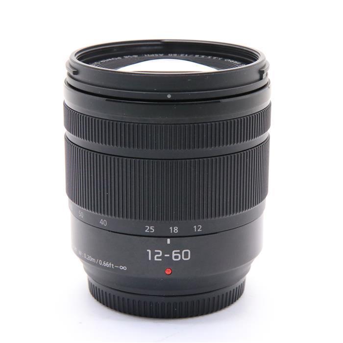 【あす楽】 【中古】 《美品》 Panasonic LUMIX G VARIO 12-60mm F3.5-5.6 ASPH. POWER O.I.S (マイクロフォーサーズ) [ Lens | 交換レンズ ]
