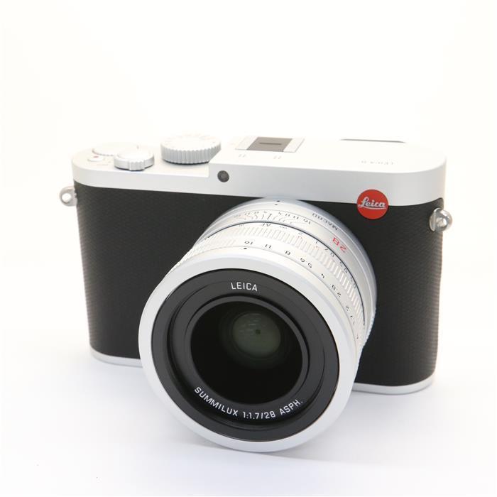 【あす楽】 【中古】 《美品》 Leica Q(Typ116) シルバー [ デジタルカメラ ]