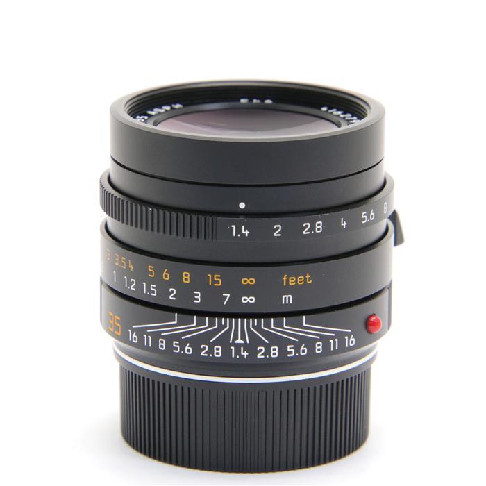 【あす楽】 【中古】 《並品》 Leica ズミルックス M35mm F1.4 ASPH. ブラック [ Lens   交換レンズ ]