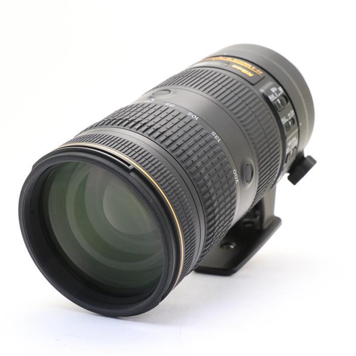【あす楽】 【中古】 《良品》 Nikon AF-S NIKKOR 70-200mm F2.8E FL ED VR [ Lens | 交換レンズ ]