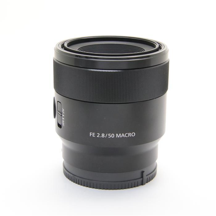 【あす楽】 【中古】 《美品》 SONY FE 50mm F2.8 Macro SEL50M28 [ Lens | 交換レンズ ]
