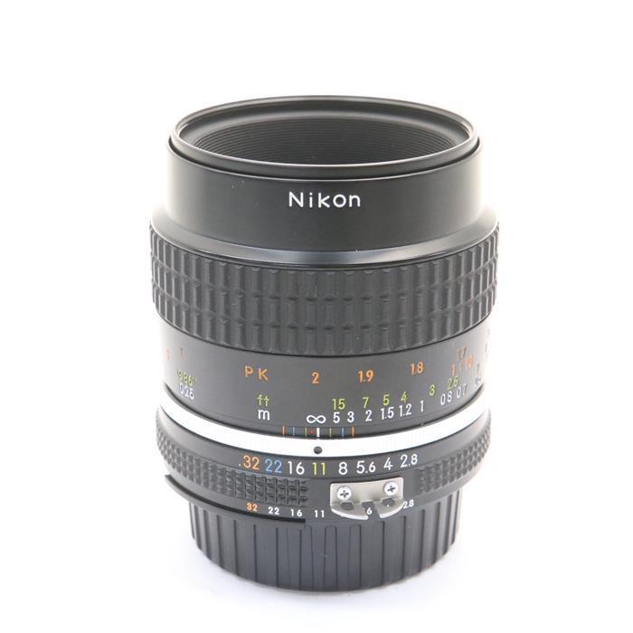 【あす楽】 【中古】 《並品》 Nikon Ai Micro-Nikkor 55mm F2.8S [ Lens | 交換レンズ ]