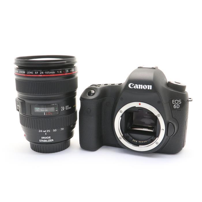 【あす楽】 【中古】 《美品》 Canon EOS 6D EF24-105L レンズキット [ デジタルカメラ ]