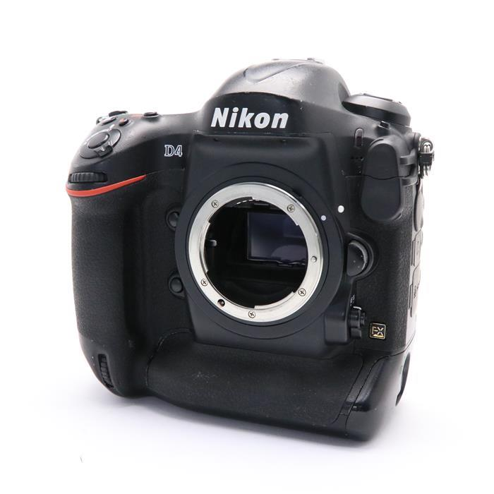 【あす楽】 【中古】 《並品》 Nikon D4 ボディ [ デジタルカメラ ]