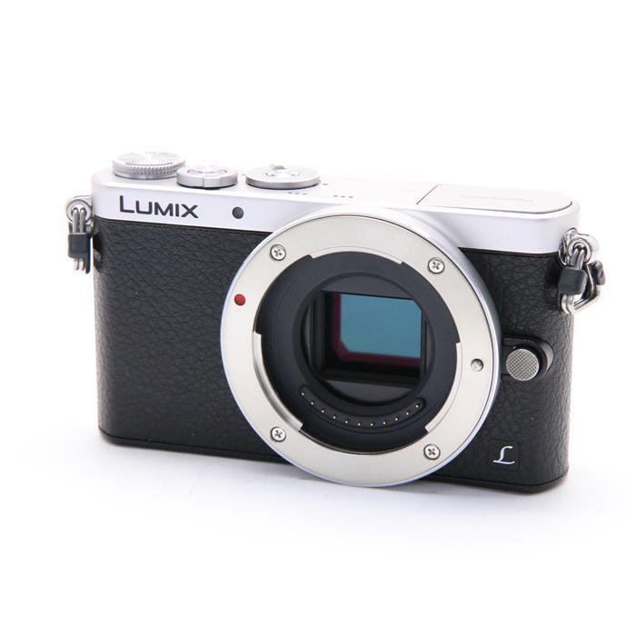 【あす楽】 【中古】 《並品》 Panasonic LUMIX DMC-GM1ボディ シルバー [ デジタルカメラ ]