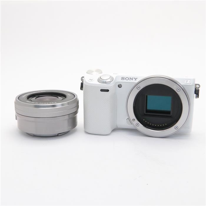 【あす楽】 【中古】 《良品》 SONY NEX-5T パワーズームレンズキット ホワイト [ デジタルカメラ ]