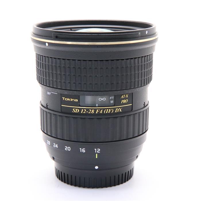 【あす楽】 【中古】 《美品》 Tokina AT-X 12-28mm F4 PRO DX(ニコン用) [ Lens   交換レンズ ]