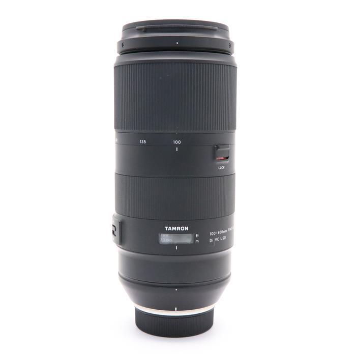【あす楽】 【中古】 《良品》 TAMRON 100-400mm F4.5-6.3 Di VC USD A035N(ニコン用) [ Lens | 交換レンズ ]