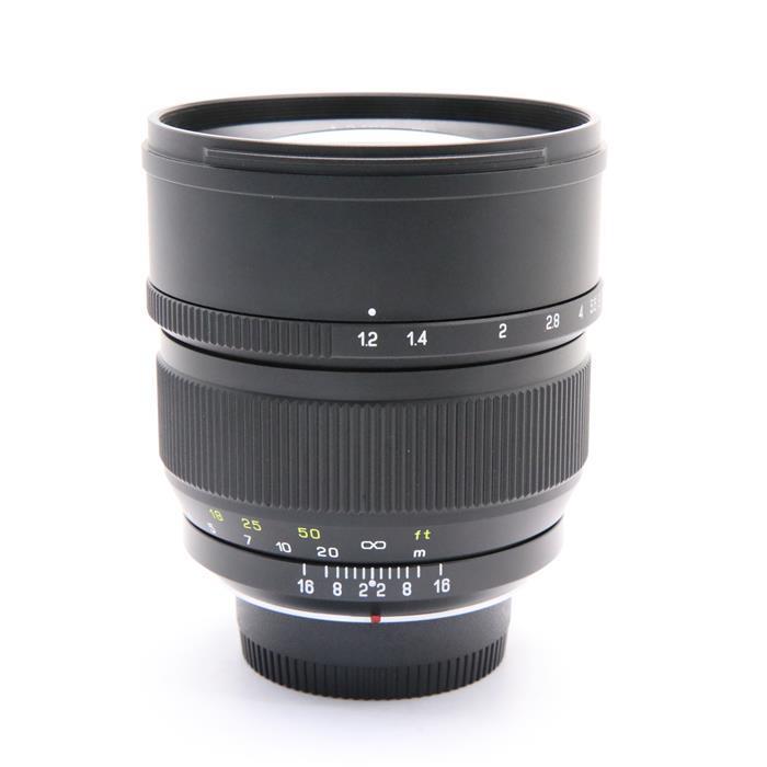 【あす楽】 【中古】 《美品》 ZHONG YI OPTICAL SPEEDMASTER 85mm F1.2 (ニコン用) [ Lens | 交換レンズ ]