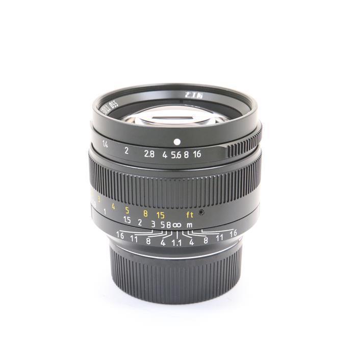 【あす楽】 【中古】 《美品》 七工匠 7artisans 50mm F1.1 (ライカM用) ブラック [ Lens | 交換レンズ ]