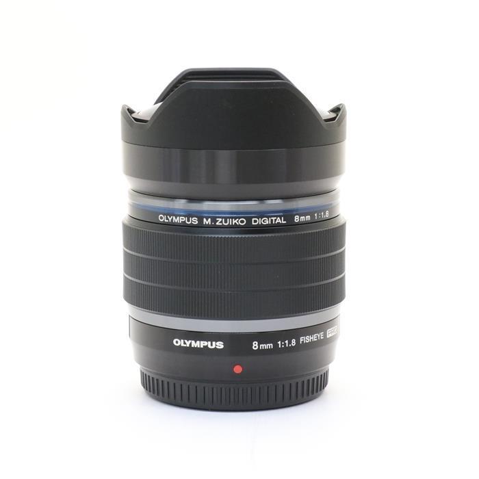 【あす楽】 【中古】 《美品》 OLYMPUS M.ZUIKO DIGITAL ED 8mm F1.8 Fisheye PRO (マイクロフォーサーズ) [ Lens | 交換レンズ ]