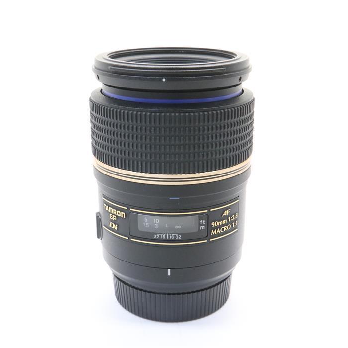 【あす楽】 【中古】 《良品》 TAMRON SP 90mm F2.8 Di Macro 1:1/Model272ENII(ニコン用モーター内蔵) [ Lens | 交換レンズ ]