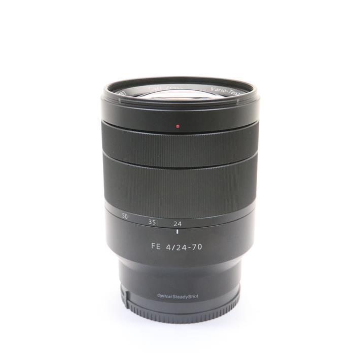 【あす楽】 【中古】 《美品》 SONY Vario-Tessar T* FE 24-70mm F4 ZA OSS SEL2470Z [ Lens | 交換レンズ ]