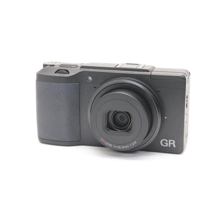 【あす楽】 【中古】 《良品》 RICOH GR II 初回生産限定セット 〔限定2000セット〕 [ デジタルカメラ ]