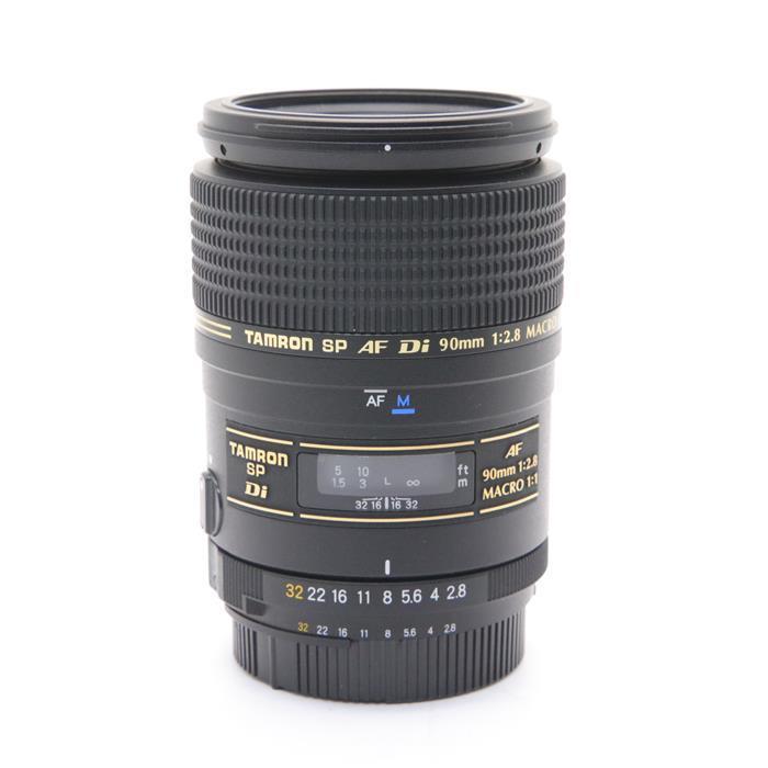 【あす楽】 【中古】 《良品》 TAMRON SP AF90mm F2.8Di Macro/Model272EN (ニコン用)(AFモーター無し) [ Lens | 交換レンズ ]