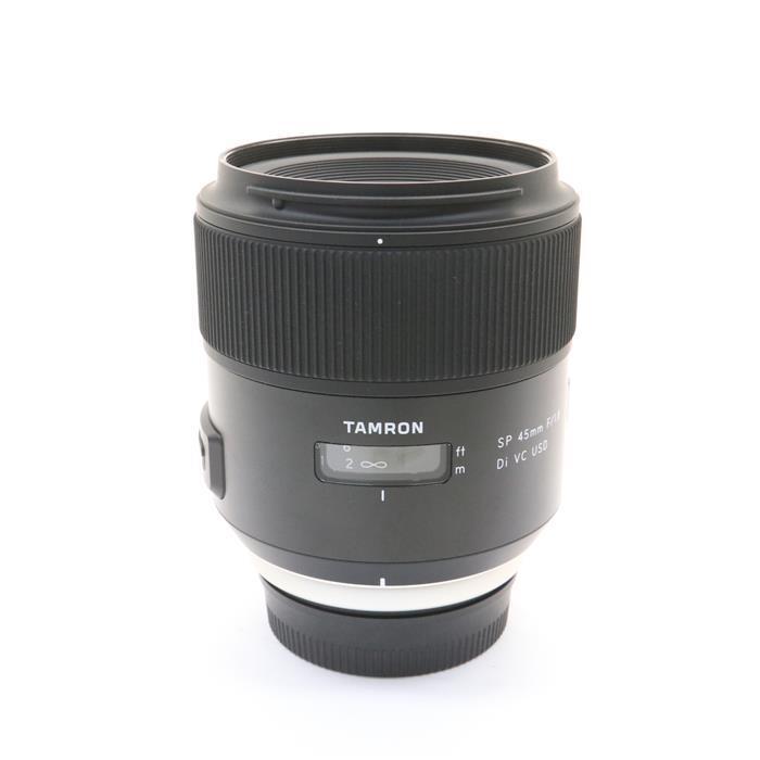 【あす楽】 【中古】 《良品》 TAMRON SP 45mm F1.8 Di VC USD/Model F013N(ニコン用) [ Lens | 交換レンズ ]