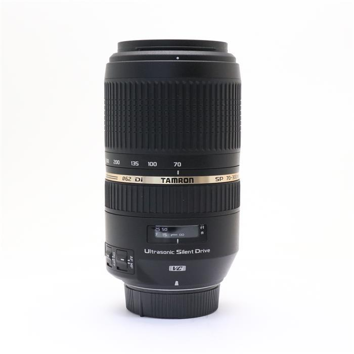 【あす楽】 【中古】 《美品》 TAMRON SP 70-300mm F4-5.6 Di VC USD/Model A005NII(ニコン用) [ Lens   交換レンズ ]