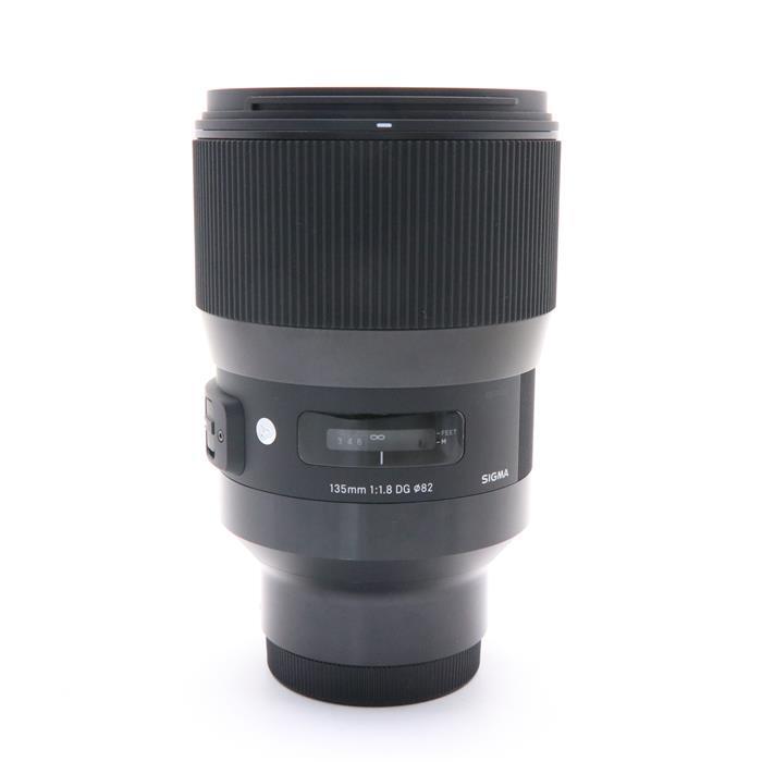 【あす楽】 【中古】 《美品》 SIGMA A 135mm F1.8 DG HSM(ソニーE用/フルサイズ対応) [ Lens | 交換レンズ ]