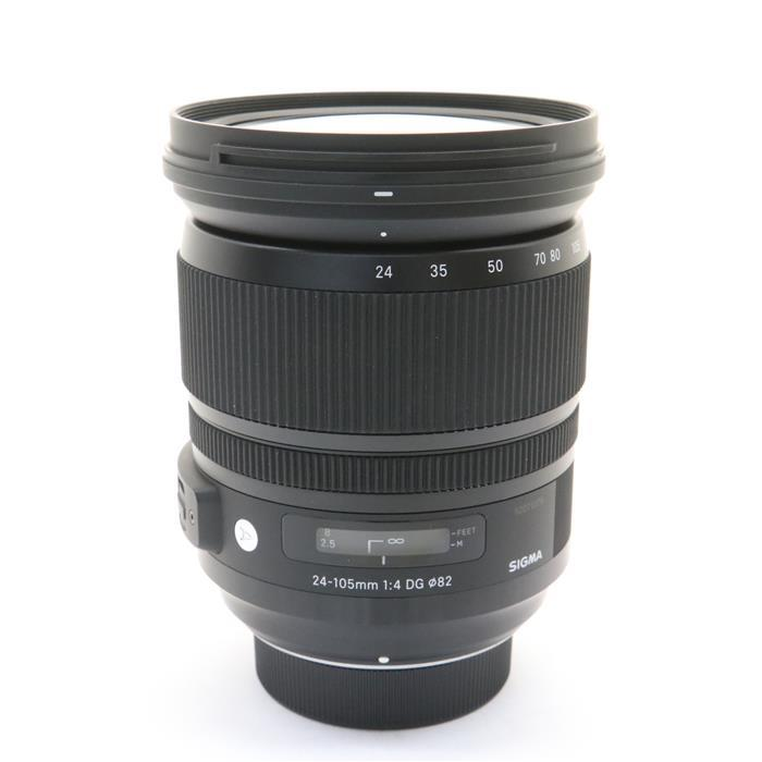 【あす楽】 【中古】 《美品》 SIGMA A 24-105mm F4 DG OS HSM(ニコン用) [ Lens | 交換レンズ ]