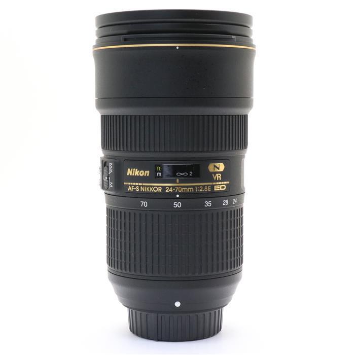【あす楽】 【中古】 《美品》 Nikon AF-S NIKKOR 24-70mm F2.8E ED VR [ Lens | 交換レンズ ]