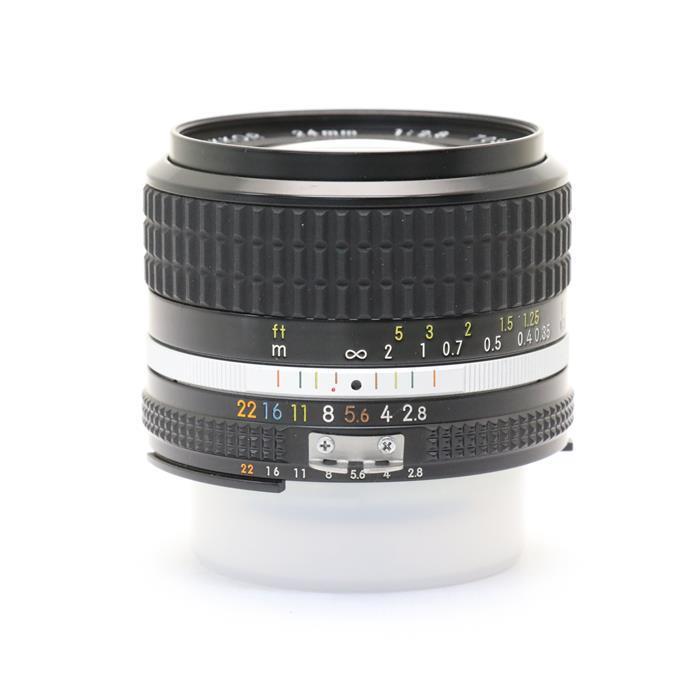 【あす楽】 【中古】 《並品》 Nikon Ai Nikkor 24mm F2.8S [ Lens | 交換レンズ ]