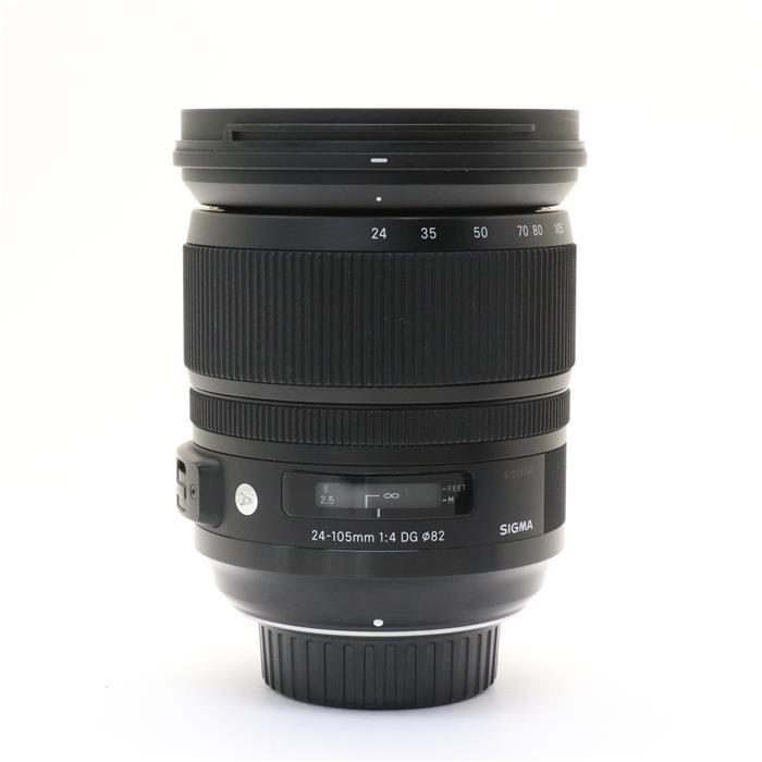 【あす楽】 【中古】 《良品》 SIGMA A 24-105mm F4 DG OS HSM(ニコン用) [ Lens | 交換レンズ ]