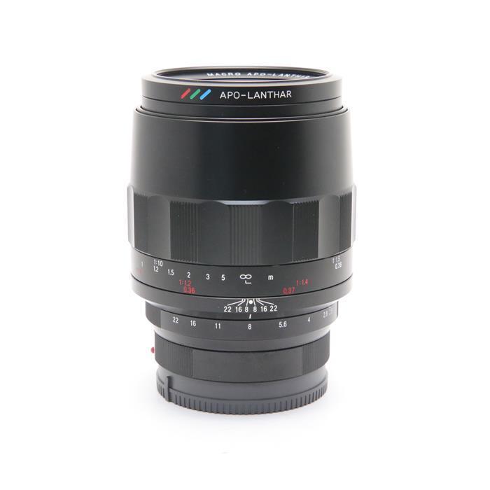 【あす楽】 【中古】 《美品》 Voigtlander MACRO APO-LANTHAR 110mm F2.5 E-mount(ソニーE用/フルサイズ対応 [ Lens | 交換レンズ ]