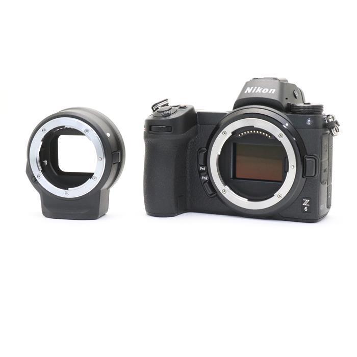 【あす楽】 【中古】 《新同品》 Nikon Z6 FTZ マウントアダプターキット [ デジタルカメラ ]