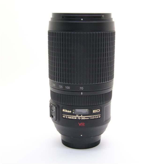 【あす楽】 【中古】 《美品》 Nikon AF-S VR Zoom-Nikkor 70-300mm F4.5-5.6G IF-ED [ Lens | 交換レンズ ]