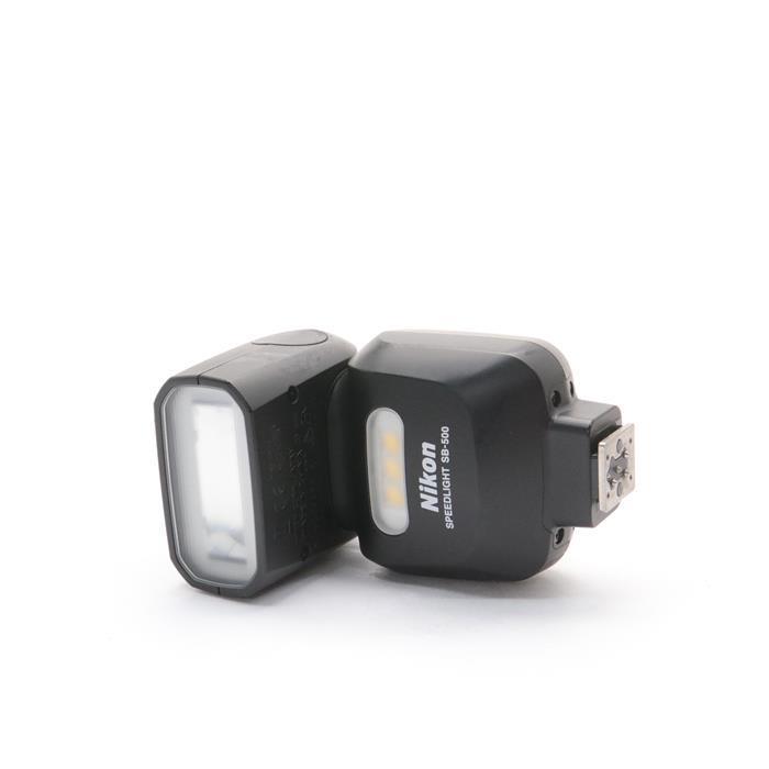 【あす楽】 【中古】 《並品》 Nikon スピードライト SB-500
