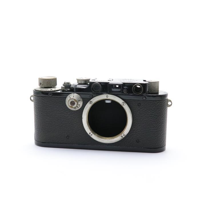 【あす楽】 【中古】 《並品》 Leica DIII (ブラック) 【ファインダー内清掃/スローギア作動調整/各部点検済】