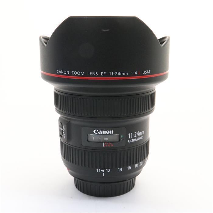 【あす楽】 【中古】 《美品》 Canon EF11-24mm F4L USM [ Lens | 交換レンズ ]
