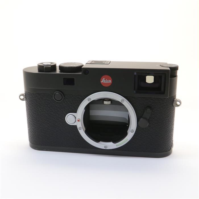 【あす楽】 【中古】 《良品》 Leica M10 ブラッククローム 【ライカカメラジャパンにてセンサークリーニング/各部点検済】 [ デジタルカメラ ]