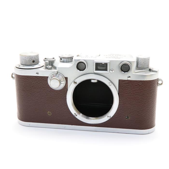 【あす楽】 【中古】 《難有品》 Leica IIIc 後期 (クローム)