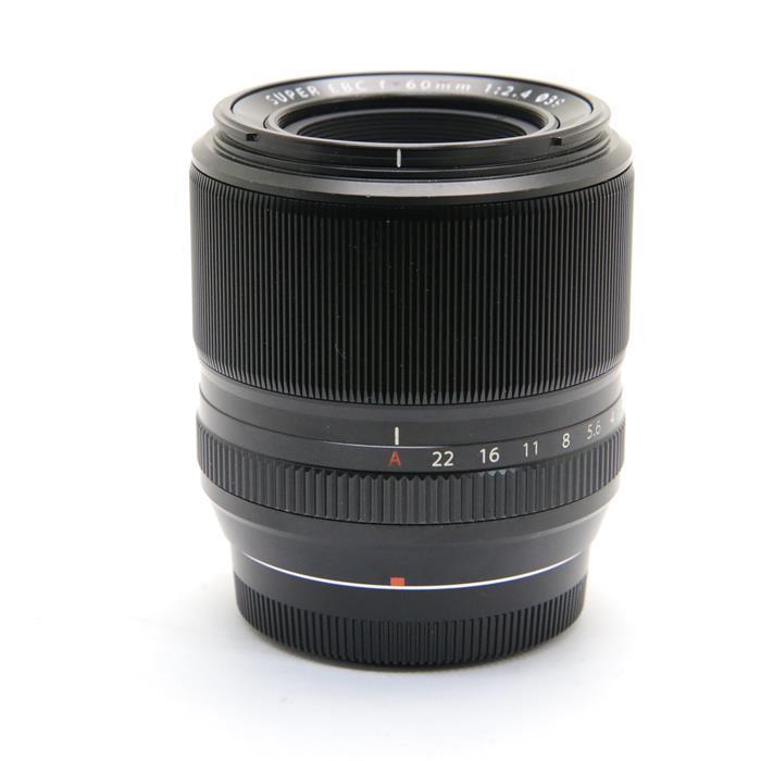 【あす楽】 【中古】 《並品》 FUJIFILM フジノン XF 60mm F2.4 R Macro [ Lens | 交換レンズ ]