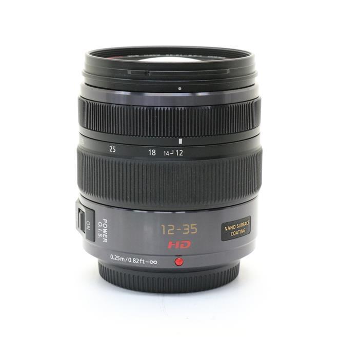 【あす楽】 【中古】 《良品》 Panasonic G X 12-35mm F2.8 ASPH. POWER O.I.S. ブラック (マイクロフォーサーズ) [ Lens   交換レンズ ]