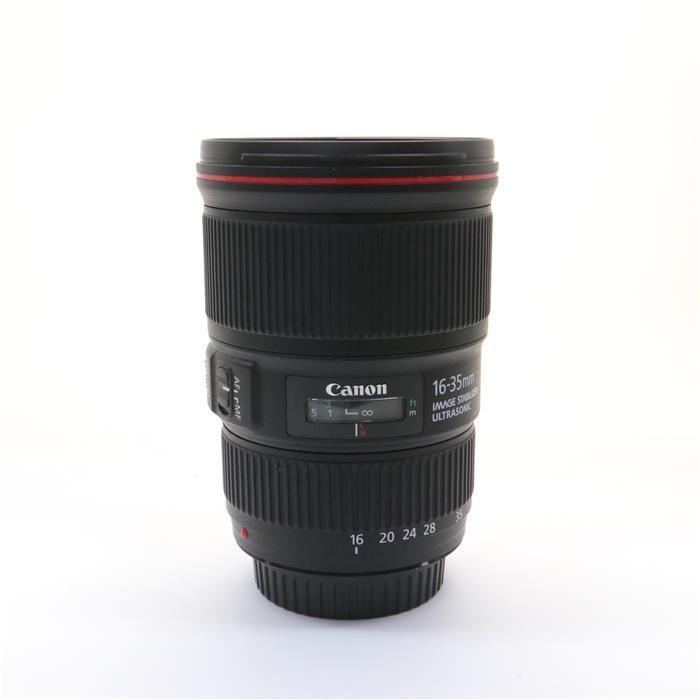 【あす楽】 【中古】 《良品》 Canon EF16-35mm F4L IS USM [ Lens   交換レンズ ]